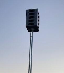 torre-altavoces-espanta-gaviotas-bird-gard-super-pro-amp
